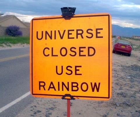 Universe Closed